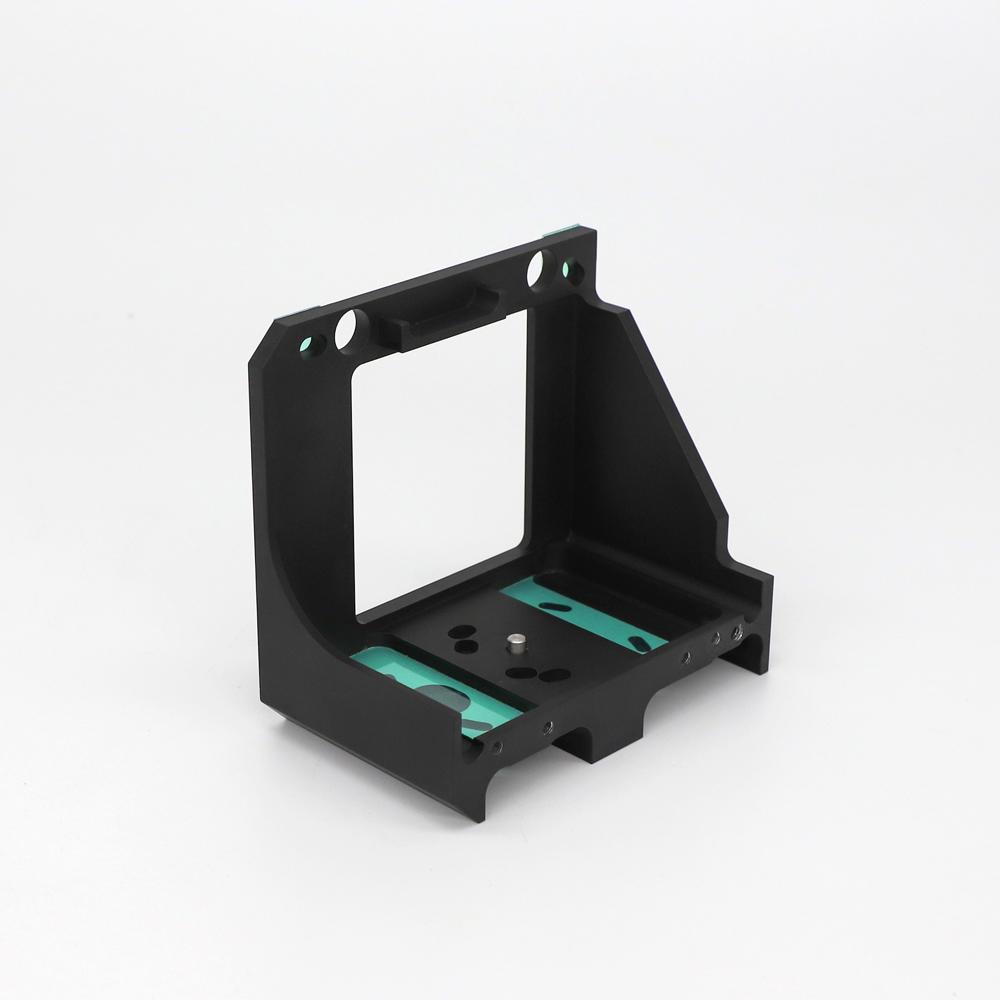 CNC Machind die casting parts bracket parts for camera
