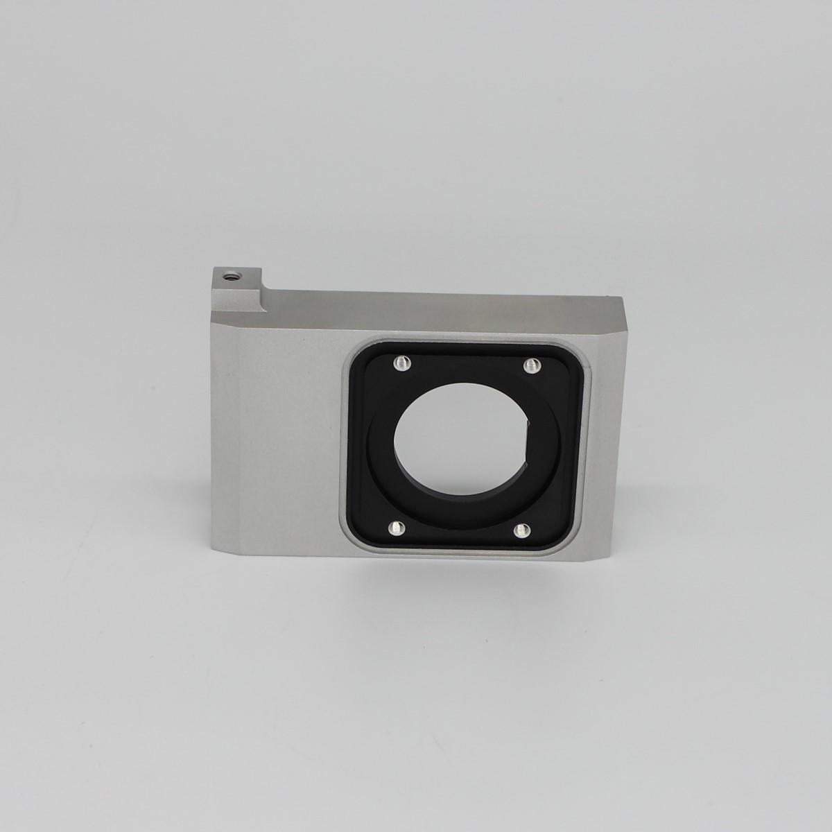 Cnc machining casting housing parts for optical camera power