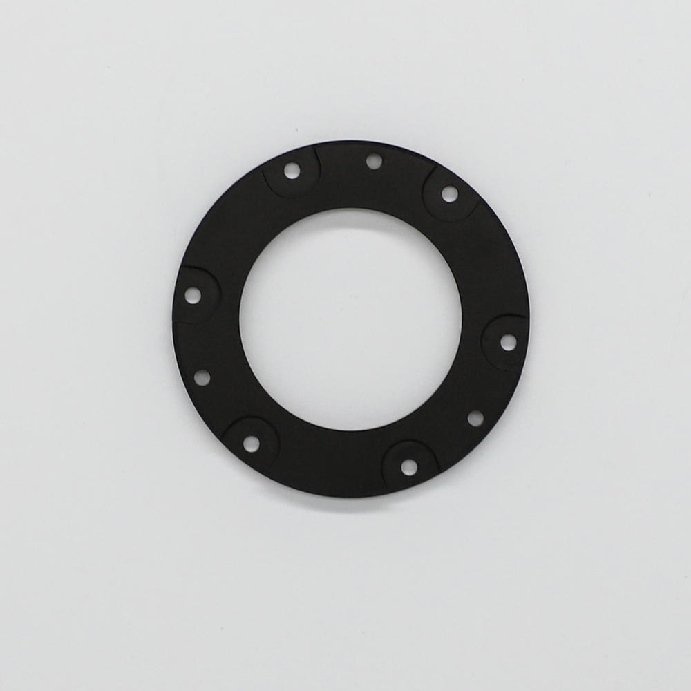CNC machining aluminum parts cnc machined Lens retainer parts for camera