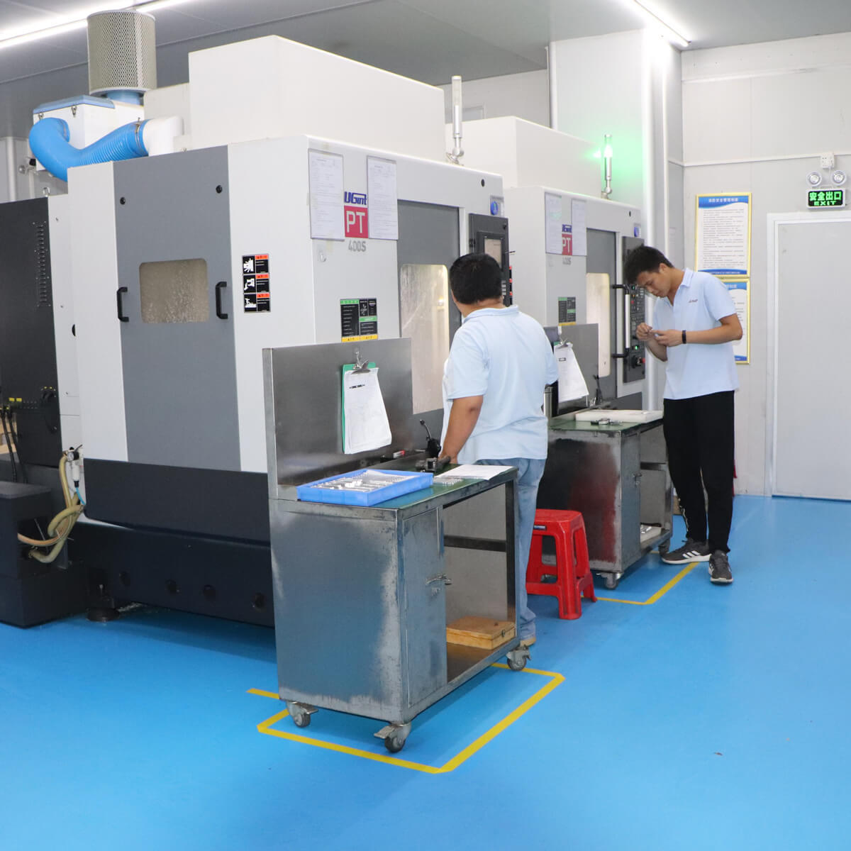 Xavier high-quality materials machining small metal parts measuring system film thickness