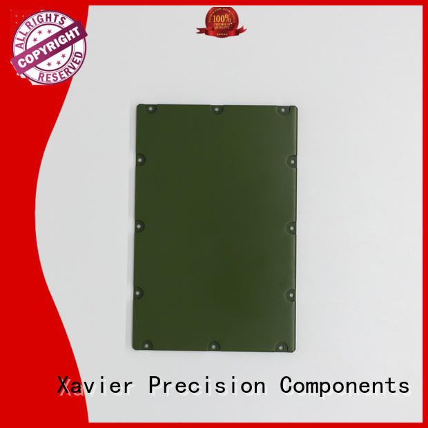 Xavier aluminum machining part excellent quality from top factory