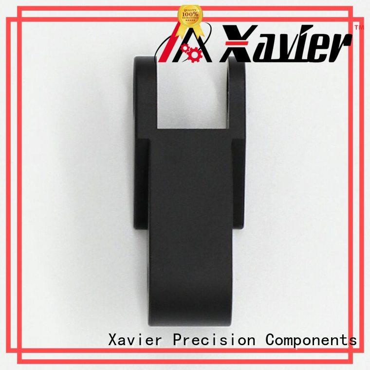 Xavier secondary processing custom machined parts aluminum alloy