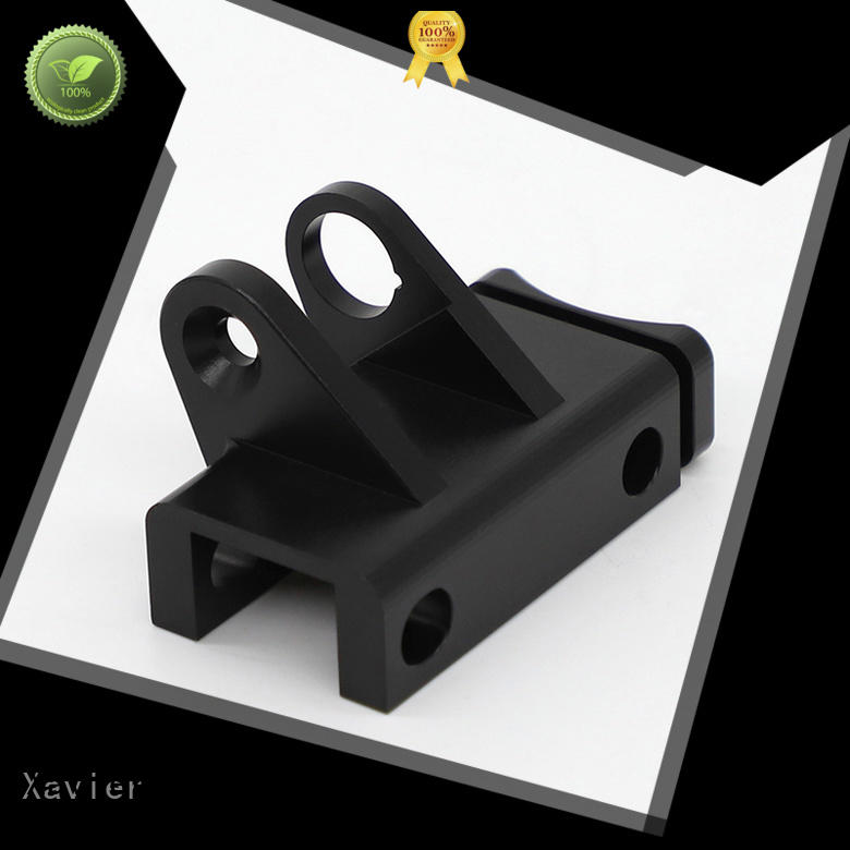 Xavier high-precision aluminum precision products black anodized at discount