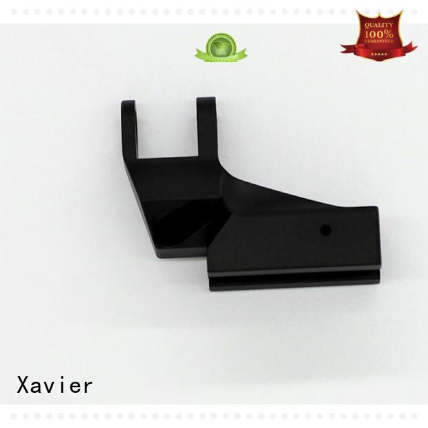 custom machined parts high-precision Xavier