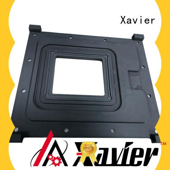 Xavier housing cnc milling machine parts film thickness