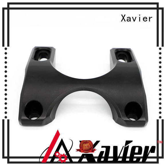 Xavier top-quality aluminum precision products low-cost