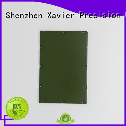 Xavier housing small parts machining high performance from top factory