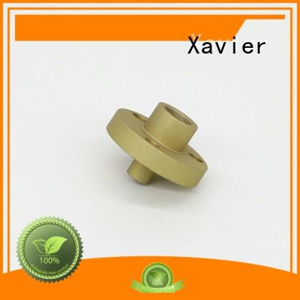 Xavier aluminum alloy precision turned components assembly accessories at discount