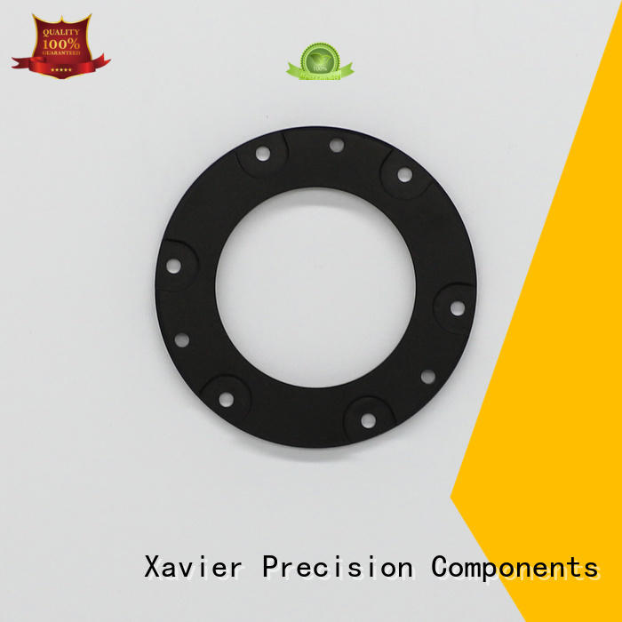 cnc machined lens parts high-precision high performance from top factory