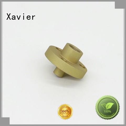 Xavier low-cost cnc precision turned components black anodized at sale