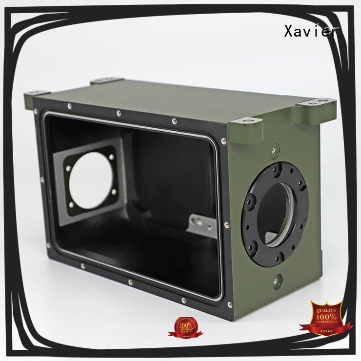 professional cnc camera housing parts high-precision high performance from top factory
