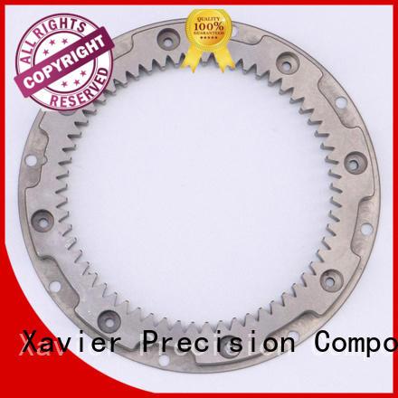 custom cnc machining gears ODM at discount Xavier