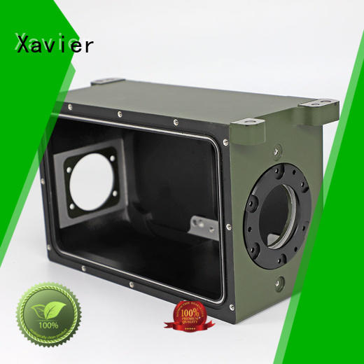 Xavier cnc aluminum parts high performance from top factory