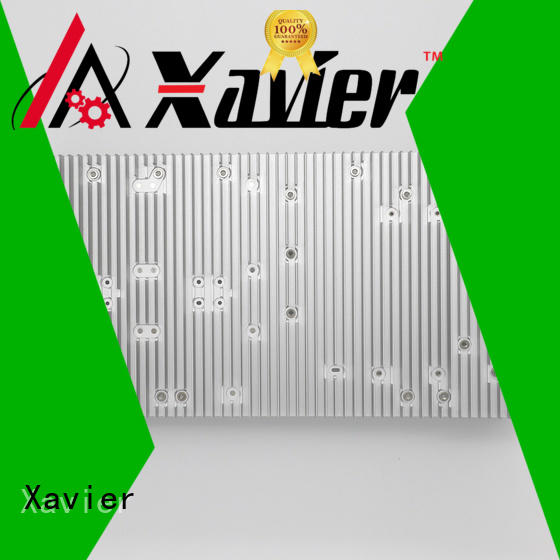 Xavier railway train wifi router cnc metal parts professional at sale