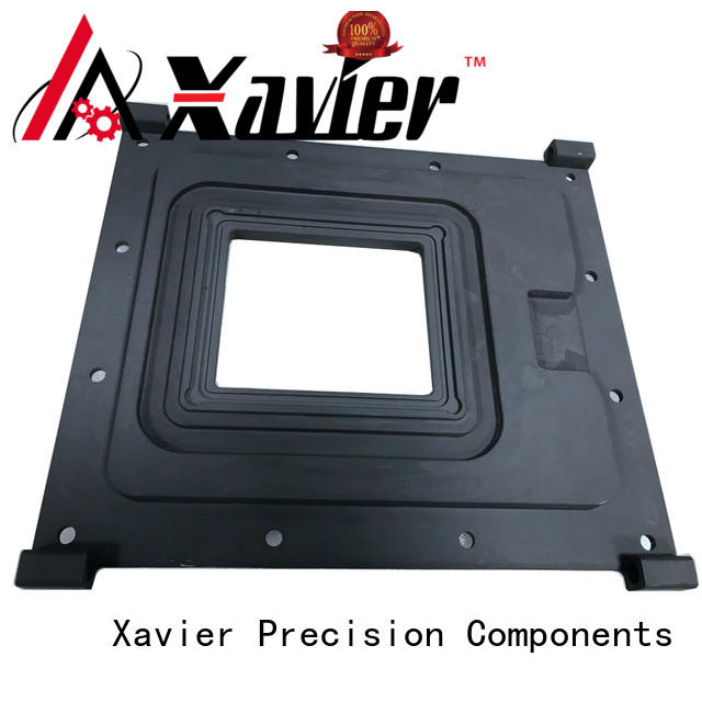 Xavier high-quality materials custom cnc milling aluminum alloy free delivery