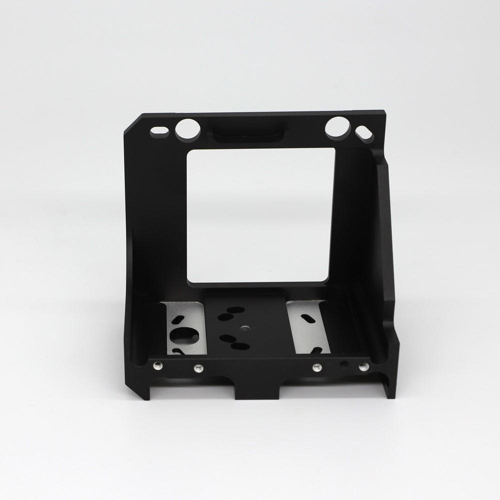 CNC Machind die casting parts bracket parts for camera-1
