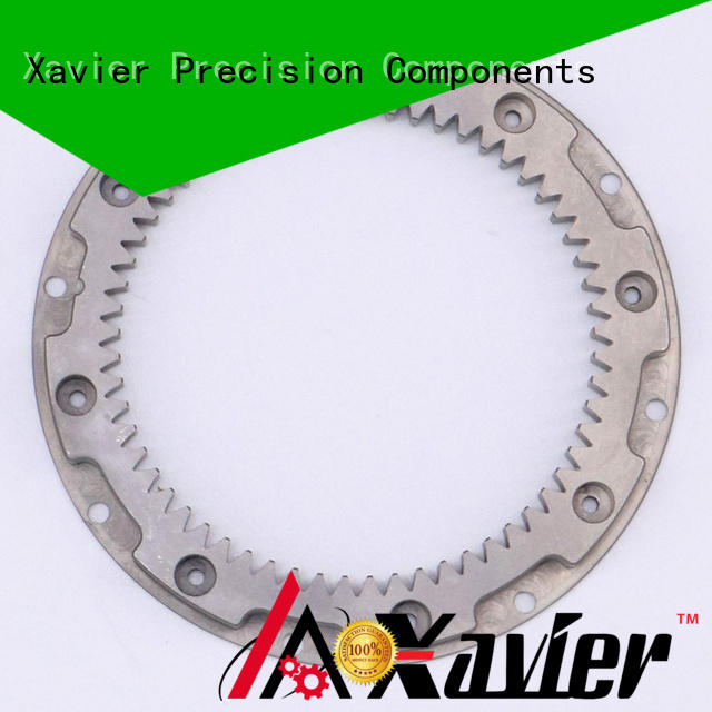 Xavier stainless steel broaching gears OBM from best factory