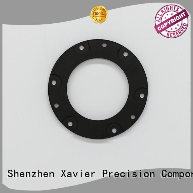 Xavier housing cnc machined lens parts high performance from top factory