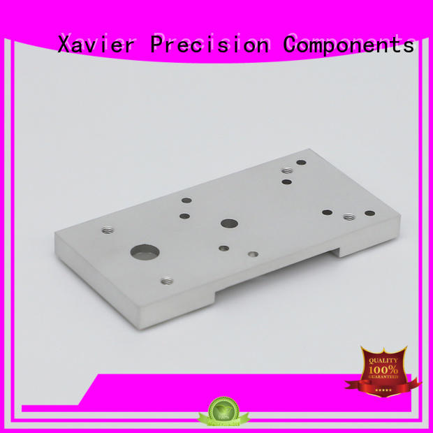 Xavier supportive cnc milling parts ccd camera base free delivery