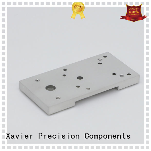 Xavier high-precision custom cnc milling latest at discount