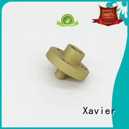 Xavier aluminum alloy cnc turning parts assembly accessories at sale