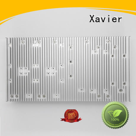 Xavier cross-sectional extruded heat sink professional at sale
