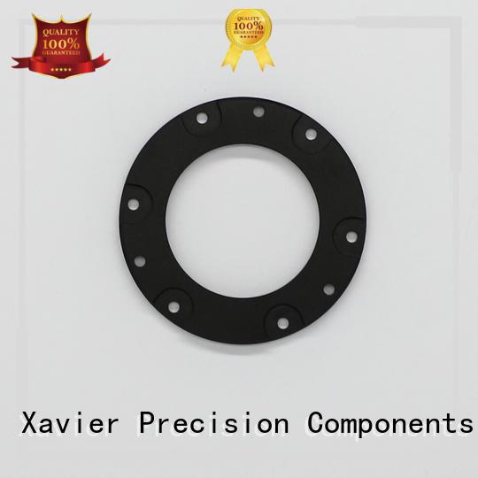 Xavier popular cnc aluminum parts high performance at discount
