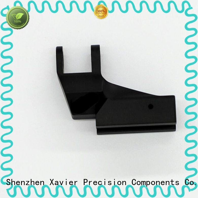 cost effective cnc precision machining high quality black anodized at discount