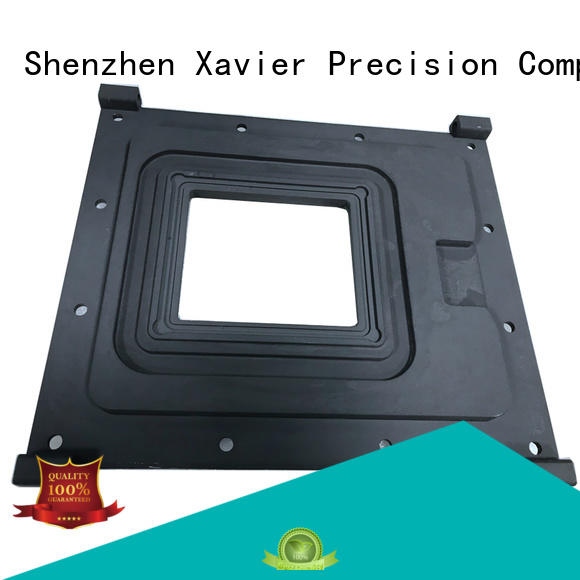 Xavier excellent performance cnc milling parts professional free delivery