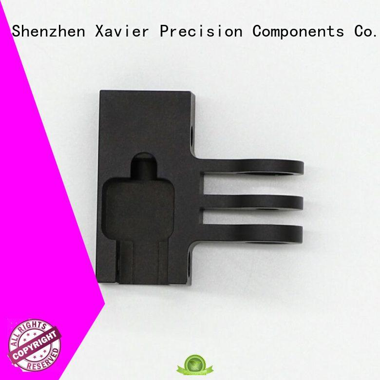 light-weight cnc machined components angle swivel-joint reasonable structure military application