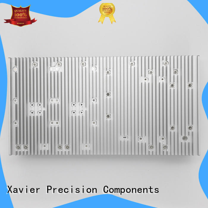 Xavier unique heat sink extrusion professional for wholesale