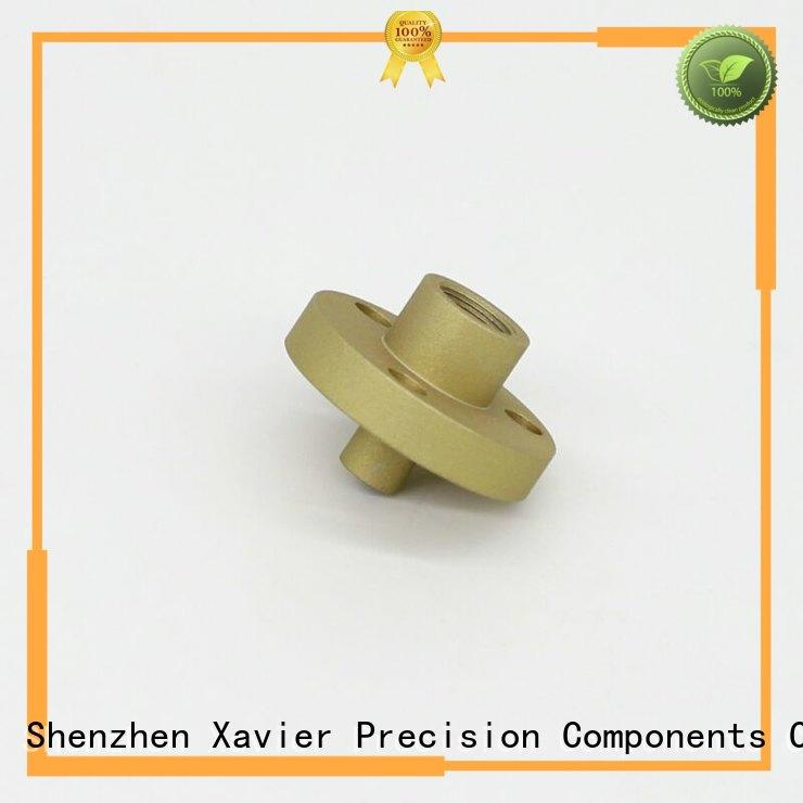 Xavier black anodized precision turned components assembly accessories at discount