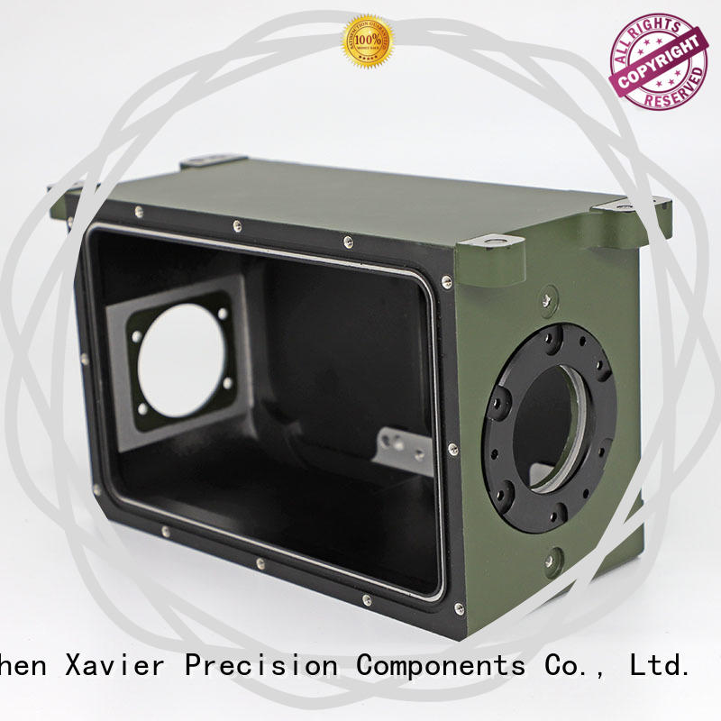 Xavier casting cnc machined lens parts high performance from top factory