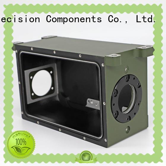 Xavier high-precision aluminum machining part excellent quality at discount