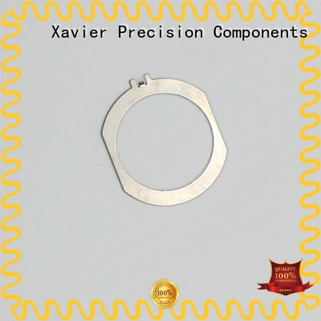 Xavier stainless steel stamping custom cnc parts custom