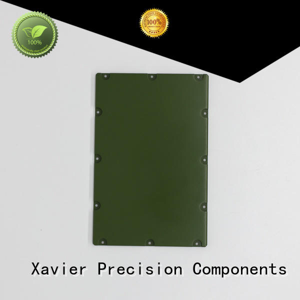 Xavier housing cnc machined lens parts excellent quality from top factory