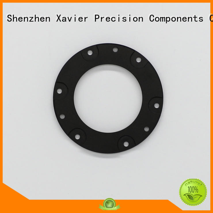 Xavier cnc aluminum parts excellent quality from top factory