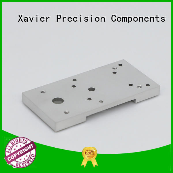 Xavier supportive cnc milling service ccd camera base free delivery