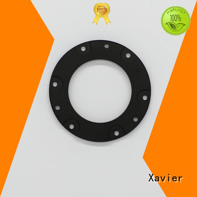 cnc aluminum parts high-precision from top factory Xavier