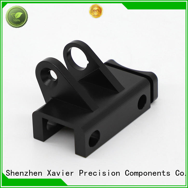 sub-assembly precision cnc machining high-precision black anodized at discount