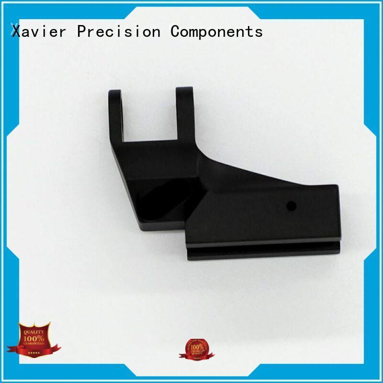 Xavier high quality custom cnc parts aluminum alloy at discount