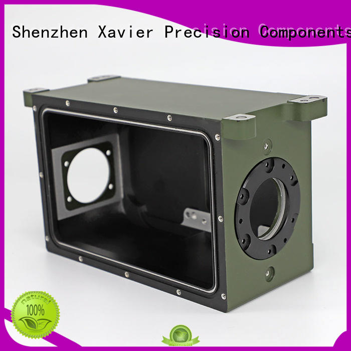 aluminum cnc parts casting from top factory Xavier