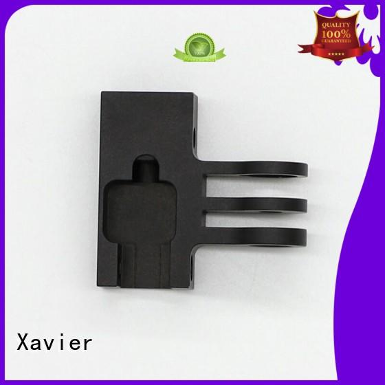 Xavier stainless steel stamping machined metal parts adjustable