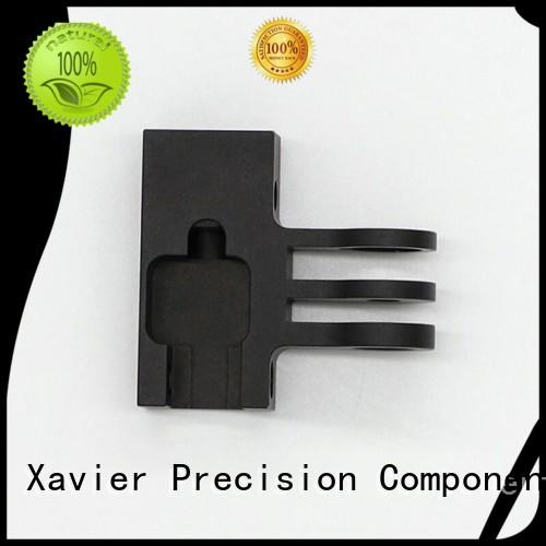Xavier stainless steel stamping cnc machined components reasonable structure