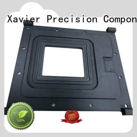 Xavier housing cnc milling machine parts long-lasting durability film thickness