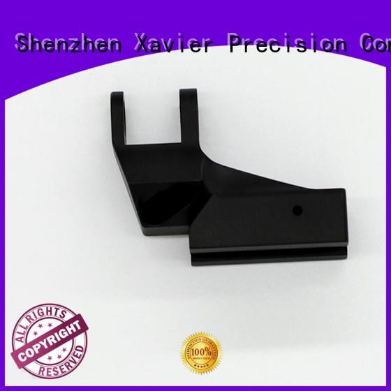 Xavier top-quality cnc machining parts aluminum alloy