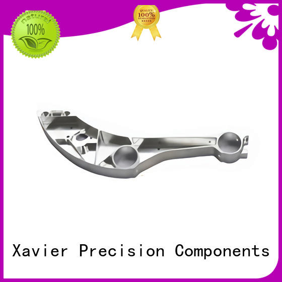 Xavier high-quality aerospace machining seating components at discount