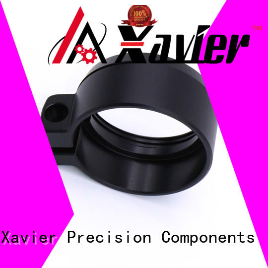 Xavier top-quality cnc machining services aluminum alloy at discount