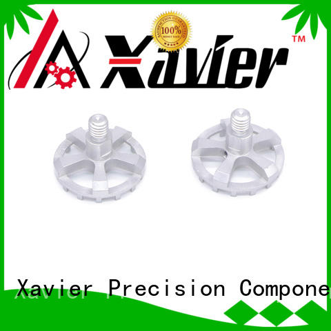 Xavier aluminum alloy cnc milling machine parts hot-sale free delivery