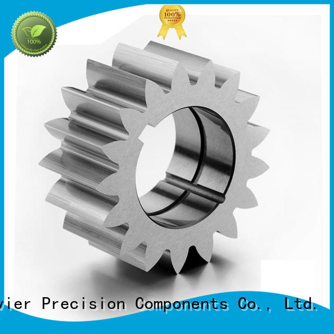 Xavier stainless steel cnc machining gears OEM at discount